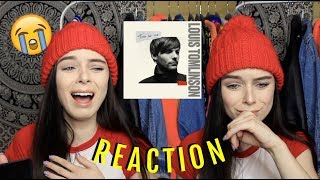 LOUIS TOMLINSON TWO OF US REACTION (cries)