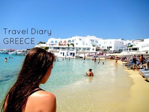 Travel Diary -GREECE- 2016
