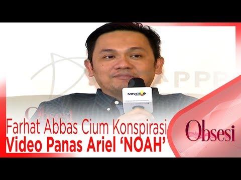 Video Panas Luna Maya, Cut Tari Dan Ariel, Farhat Abbas Cium Aroma Konspirasi - OBSESI