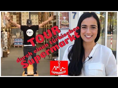 Besuch im türkischen Supermarkt & arabischen Großhändler   Follow me around   Einkaufen