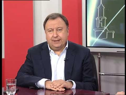 """Актуальне інтерв'ю. М. Княжицький. І. Шкіндюк. Виставка """"Діалог про долю і душу"""""""