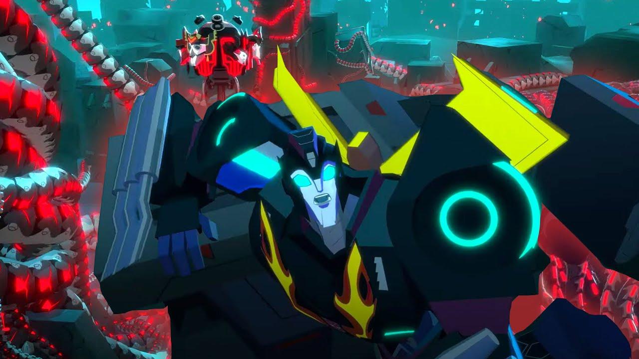 Transformers Cyberverse Season 3 Episode 10 ⚡️ Full Episode ⚡️ The Prisoner