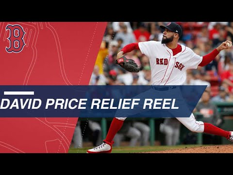 David Price's stellar relief appearance in Game 3 of the ALDS