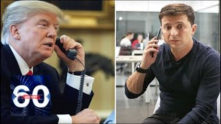 Сигнал для Украины: Зеленскому отказали во встрече с Трампом. 60 минут от 23.05.19