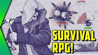 Ares Virus - HUGE 2D SURVIVAL RPG WITH CRAFTING AND SHOOTER ELEMENTS | MGQ Ep. 262
