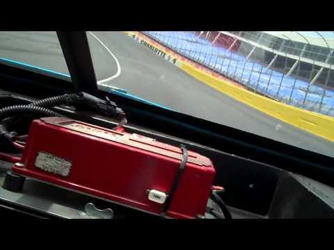 Richard Petty Ride Along - Charlotte Motor Speedway