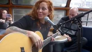 01. My Electricity (The Gathering) - Anneke - Amsterdam Canal Tour - Fan Weekend 2016