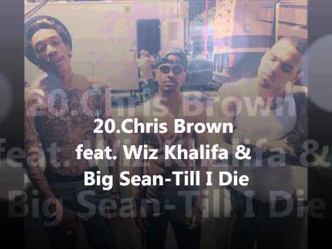 Chris Brown Top 35 Songs