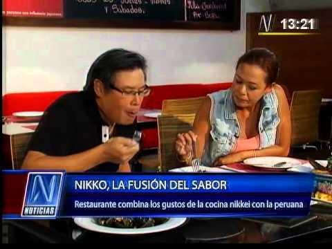 Nikko en La Hora Gastronomica