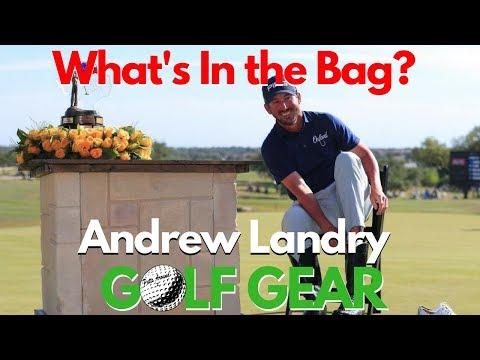 WITB - Andrew Landry (2018 Valero Texas Open Winner)