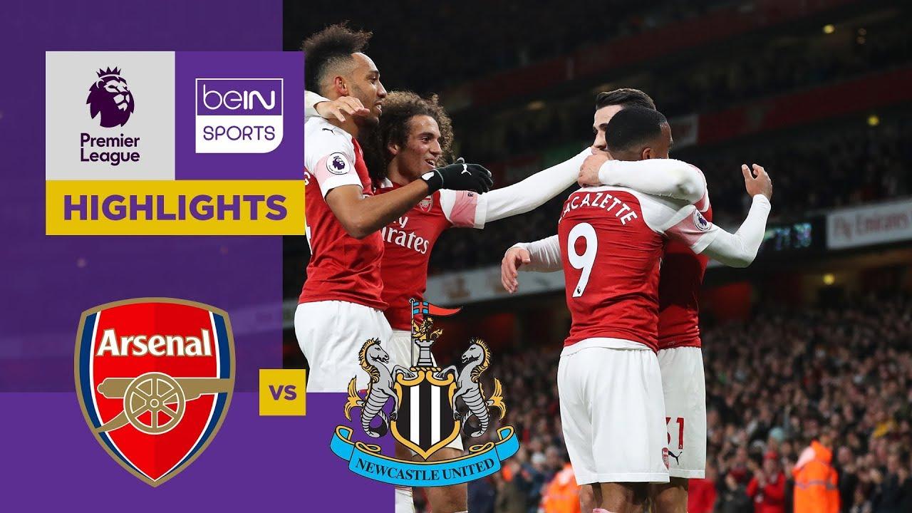 Highlights Piala FA: Arsenal Taklukkan Newcastle United 2-0