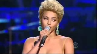 Beyonce At Last Di Etta James