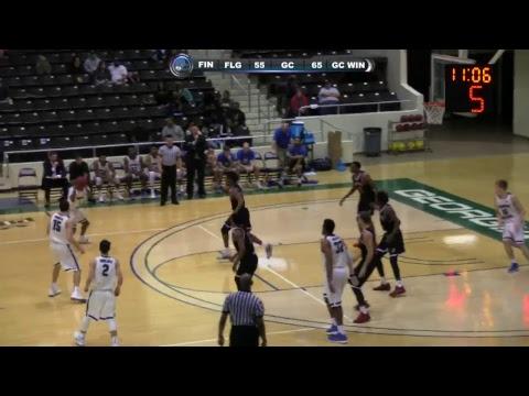 GC MEN'S BASKETBALL: Flagler College at Georgia College