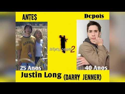 Antes e Depois Do Filme Olhos Famintos 2  Jeepers Creepers 2. Com Idade Do Elenco.