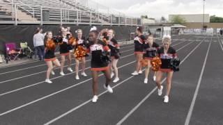 Beavercreek HS Cheerleaders - Juju On That Beat