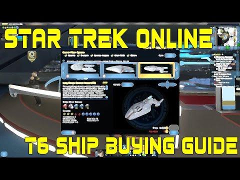 Beginner Guide: T6 Ship Buying In Star Trek Online