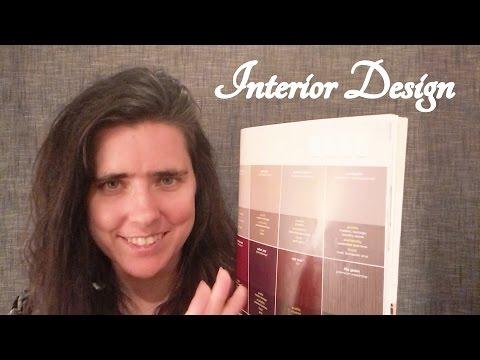 ASMR Interior Design Role Play (Kitchen Magazine Flipping)