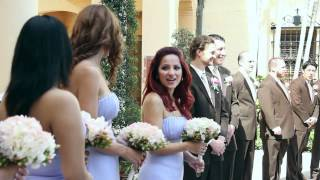 Coral Gables Biltmore Hotel Wedding Video