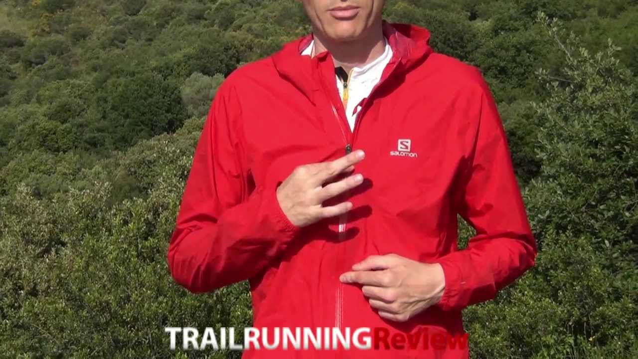 Camping-Flaschen & Thermoskannen Trinkflasche Outdoor Veste Trail Salomon Bonatti Black