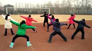 聖公會基榮小學_北京體育大學功夫體驗