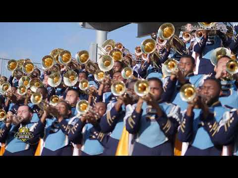 Southern University Human Jukebox 2018
