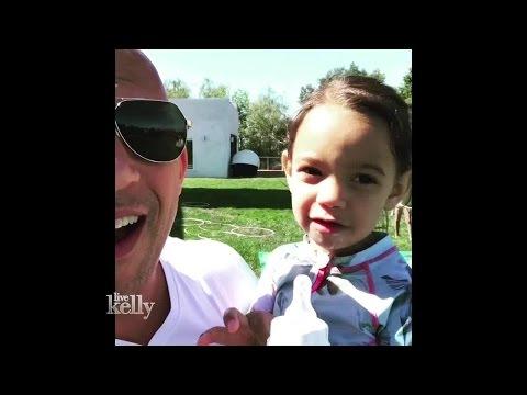 Vin Diesel's Daughter Sings Happy Birthday