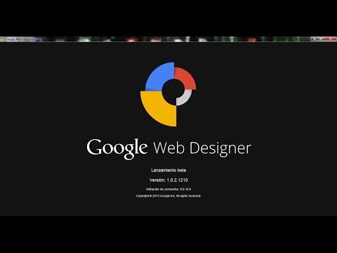 Google web designer - Tutorial - Creación de un banner