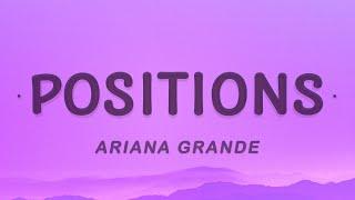 Download lagu Ariana Grande - positions (Lyrics)