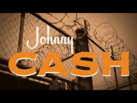 Johnny Cash With His Hot & Blue Guitar - Folsom Prison
