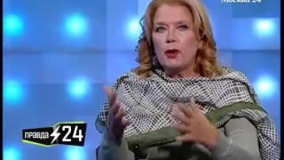 """""""Правда 24"""": Ирина Алферова - о творчестве и театре"""