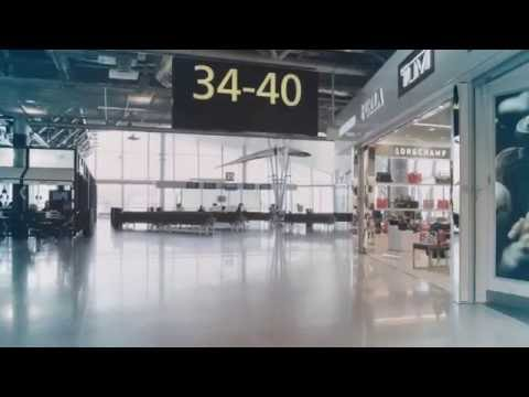 Helsinki Airport - Back to the Future