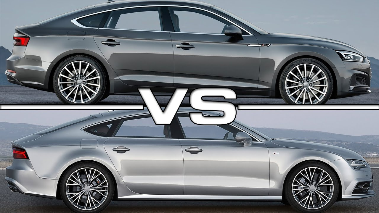 Image Result For Audi A Sportback Vs