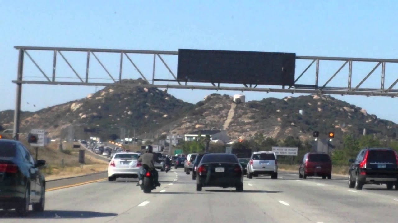 15 north fwy TEMECULA checkpoint