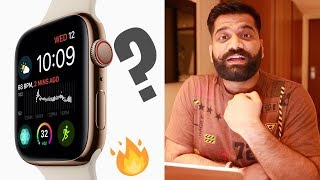 Apple Watch Series 4 - Smartwatch with ECG - My Opinions 🔥🔥🔥