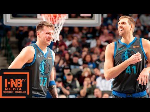 Dallas Mavericks vs Sacramento Kings Full Game Highlights | 12.16.2018, NBA Season