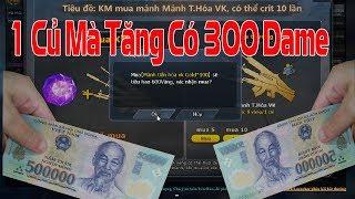 Gambar cover Đầu Tư 1 Củ Để Tăng 300 Damage Đắt Hay Rẻ - TK Showbiz