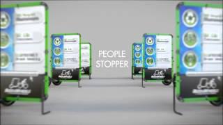 Affichage et publicité mobile