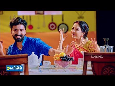Vijay Tv Chinnathambi Serial Prajin And Pavani Reddy DARLING FURNITURE SONG TVC AD - MI MIRASIK