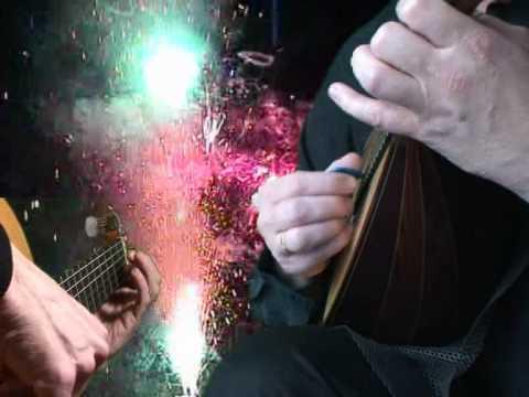 Mozart Königin der Nacht mandolin guitar Detlef Tewes Boris Bagger Zauberflöte