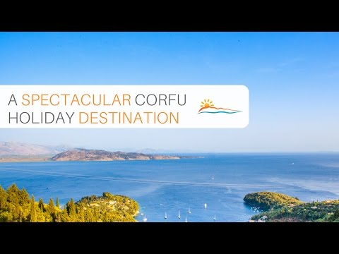 Villa Genna | Corfu Villa holidays with amazing views!