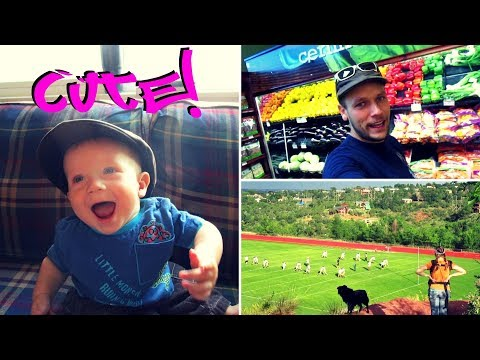 Sylver Gives in to Temptation | Newsies Tibs | Grocery Stores Are Confusing | An Evening Hike!