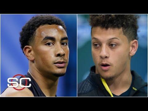 Jordan Love needs to be on the Patrick Mahomes plan – Orlovsky   SportsCenter NFL Mock Draft Special