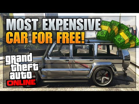 Expensive Cars In Gta 5