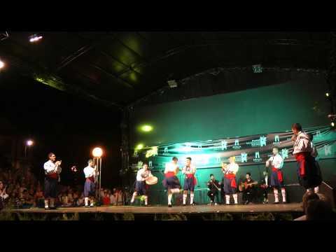Cypriot folk dance: