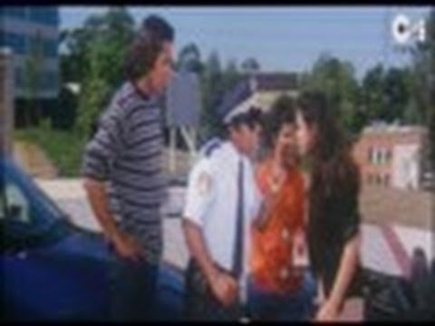 Bobby Deol Bangs Preity Zinta's Car | Soldier Scene