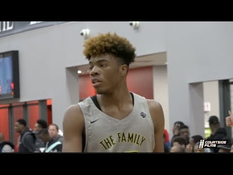 2019 SF Terry Armstrong Highlights From EYBL Dallas!