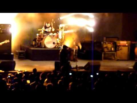 Arctic Monkeys - Pretty Visitors 09/25/11: Hollywood Bowl - Los Angeles, CA