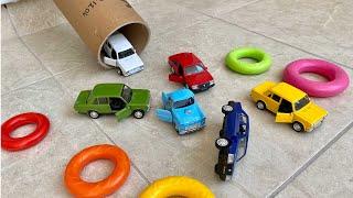 HAFSA CARBOT TRANSFORMERS DISNEY SLIDING THE CAR