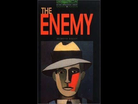 Learn English Through Stories - The Enemy by Desmond Bagley (Level 5)
