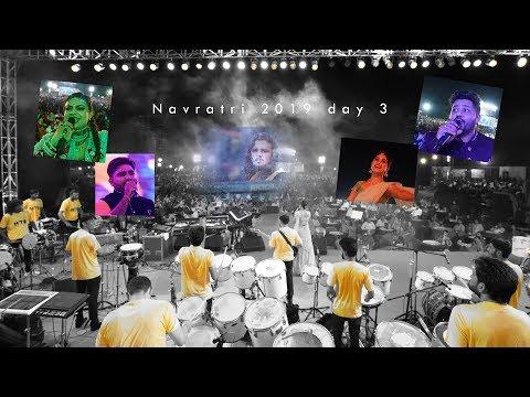 Navratri Garba 2019 Highlight-2 || Traditional Gujarati Garba || Sadhana Studio || Jay Kansara